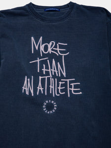 MORE THAN AN ATHLETE MULHOLLAND LS TEE OCEAN