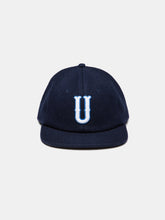 Load image into Gallery viewer, WOOL U HAT NAVY