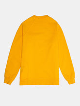 Load image into Gallery viewer, MORE THAN AN ATHLETE Yellow Crewneck