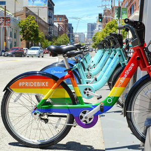 Pride Bike Campaigns