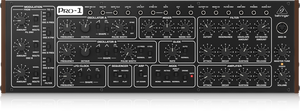 Behringer's Latest