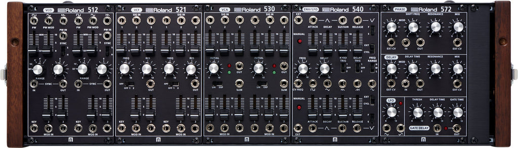 The Roland System 500 Series Eurorack