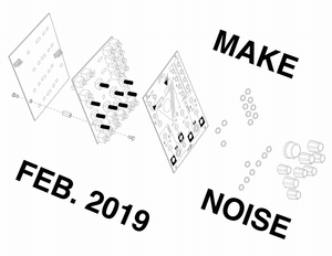 Make Noise makes zines!
