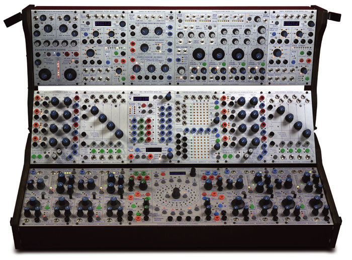 Superbooth 2018 presents the Buchla 200e