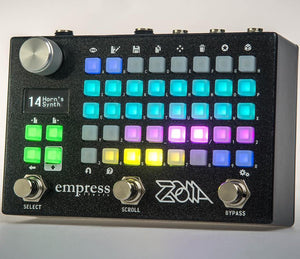 Empress release a grid based multi effects engine