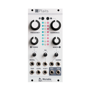 What are the differences between Mutable Instruments Plaits