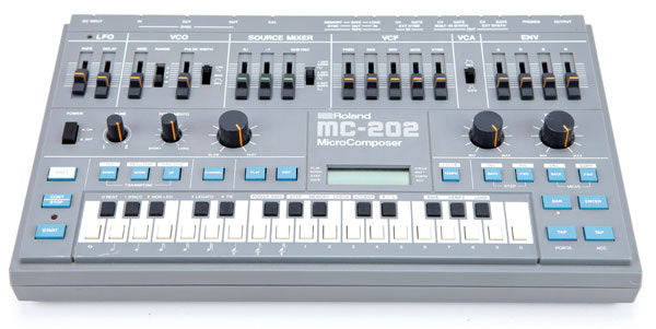 Micro-composing with the MC-202!