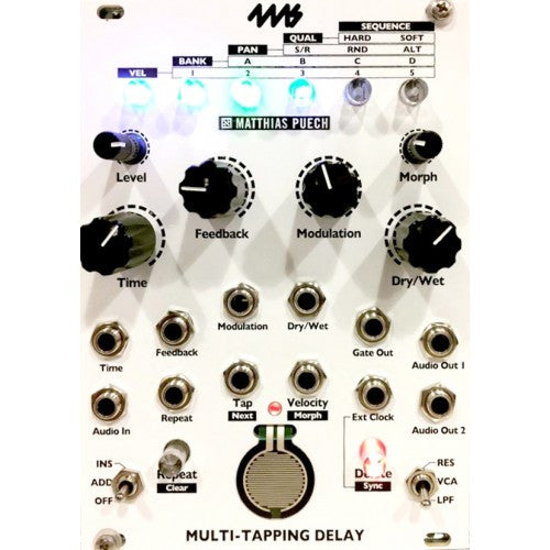 NAMM 2017 : New Modules From 4MS