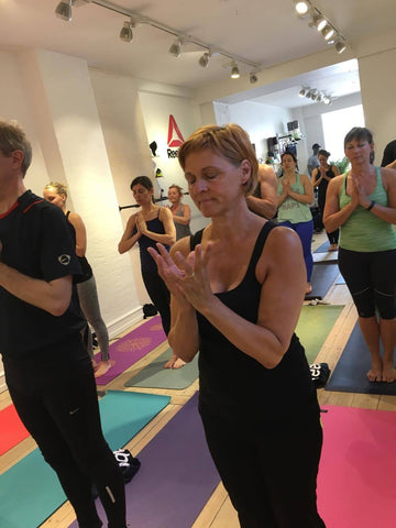 Community Yoga hos GOYOGI