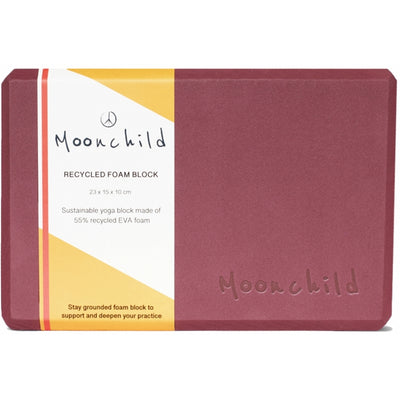 Moonchild Foam Block - Plum