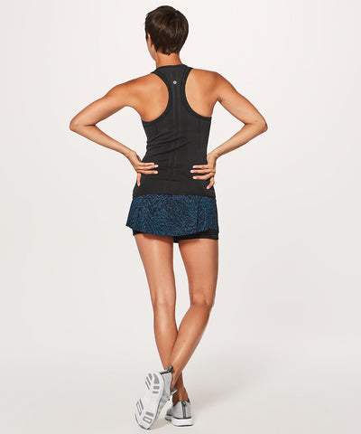 Swiftly Tech Racerback - Black