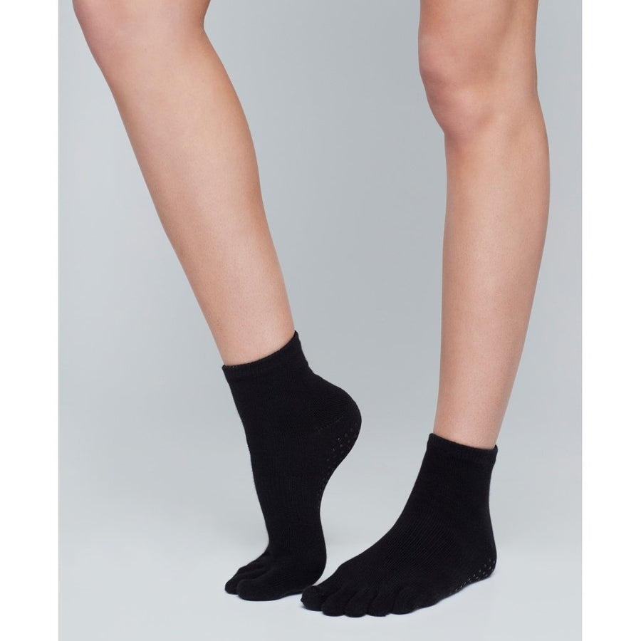 Moonchild Grip Socks - Black Ankel
