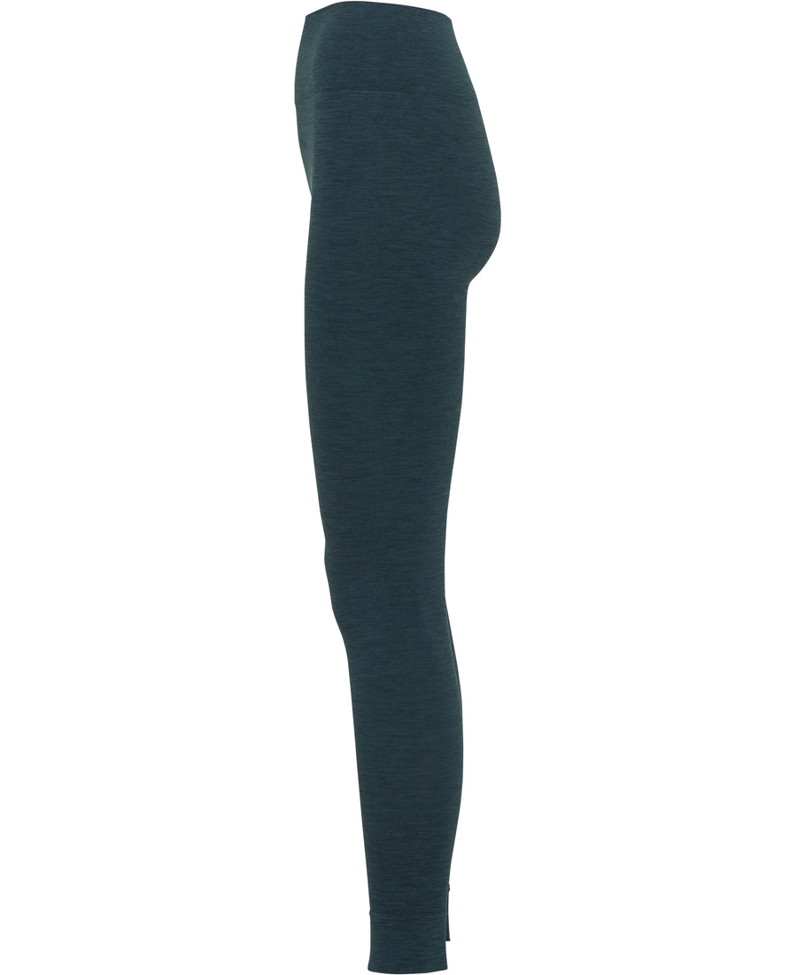 Moonchild Yoga Wear - Moonchild Seamless Legging - Forest Green - goyogi.dk