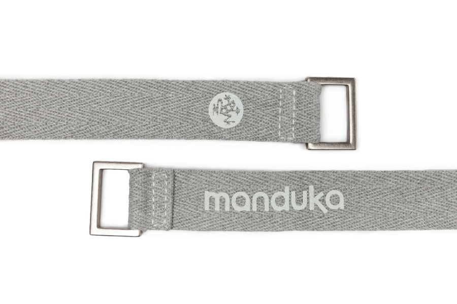 Manduka - Manduka Commuter Bærestrop - Heather Grey Bliss - goyogi.dk