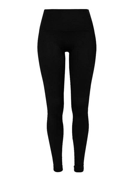 K-DEER Leggings - Solid Black - goyogi.dk - Bottoms - 1