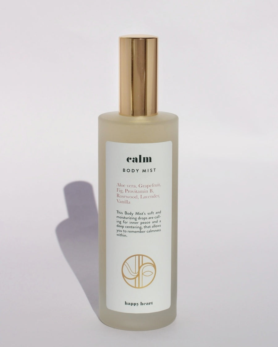 Calm Body Mist - 100 ml.