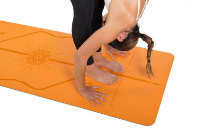 LIFORME  Happiness Mat - Orange