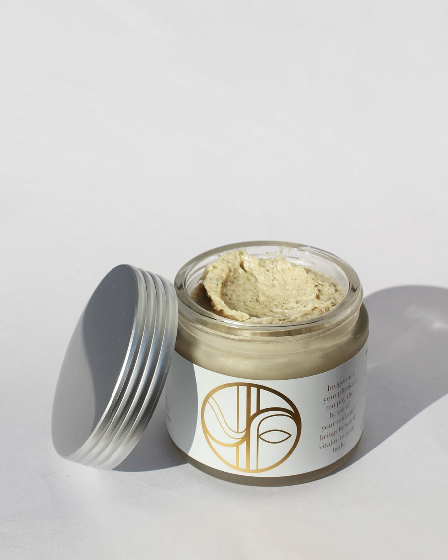Ignite Body Scrub - 120 ml.