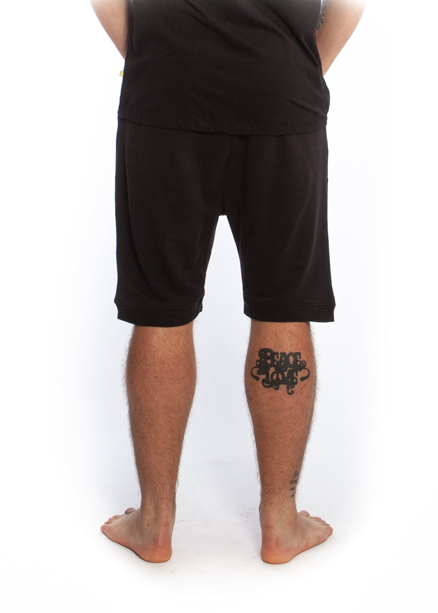 Mudra Mens Shorts - Black