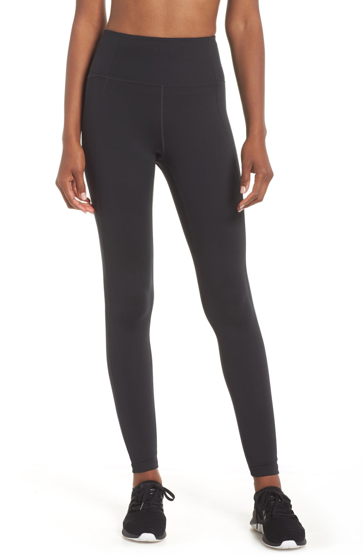 High Rise Long Legging - Midnight