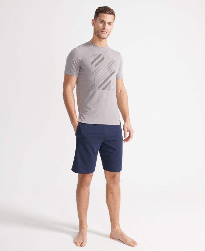 Men Flex Shorts - Richest Navy