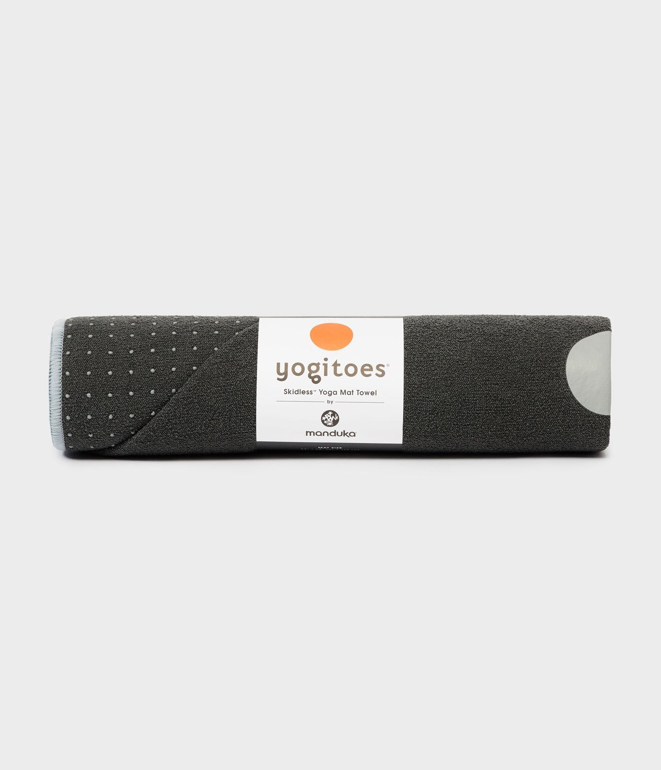 YOGITOES HOT YOGA TOWEL - Grey