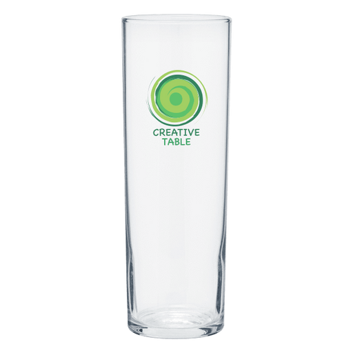 13.5 oz Single Wall Glass Cup - Zombie,[wholesale],[Simply+Green Solutions]