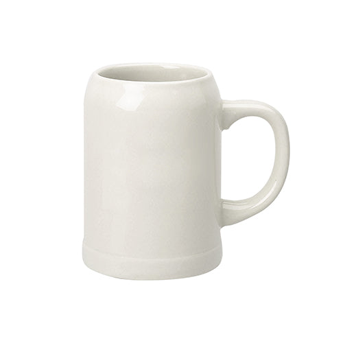 Blank 20 oz Ceramic Beer Stein,[wholesale],[Simply+Green Solutions]