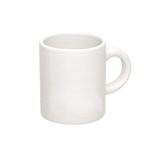 Blank 4 oz Espresso Mug,[wholesale],[Simply+Green Solutions]