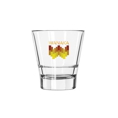 12 oz Double old fashion glass (Duratuff Stackable) (Made in USA),[wholesale],[Simply+Green Solutions]
