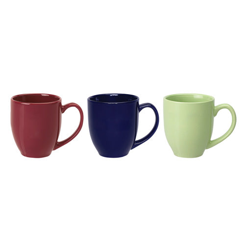 Blank 15 oz Bistro Mugs (Solid Colors),[wholesale],[Simply+Green Solutions]