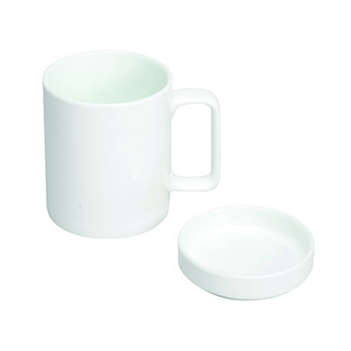 Blank 11 oz Cookie Cover Porcelain Mug,[wholesale],[Simply+Green Solutions]