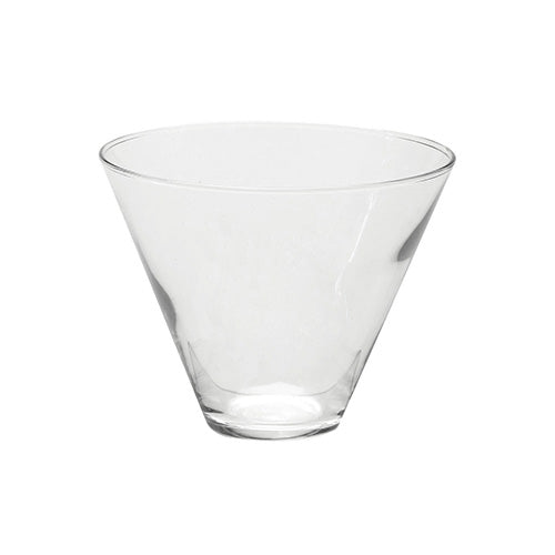 Blank 13.5 oz Stemless Martini Glass (Made in USA),[wholesale],[Simply+Green Solutions]