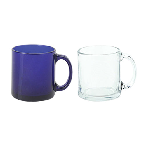 13 oz Glass Coffee Mugs (Made in USA),[wholesale],[Simply+Green Solutions]