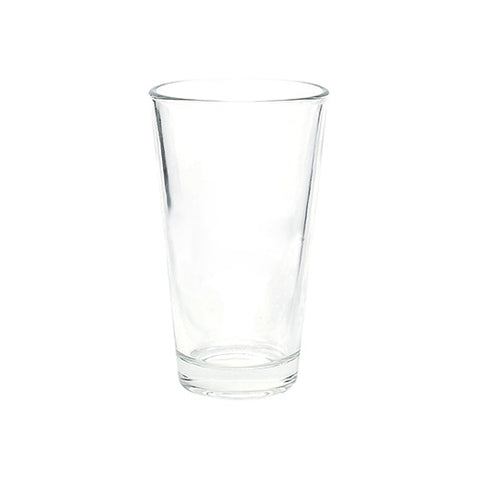 Blank 16 oz Mixing/ Pub Glass (Made in USA),[wholesale],[Simply+Green Solutions]