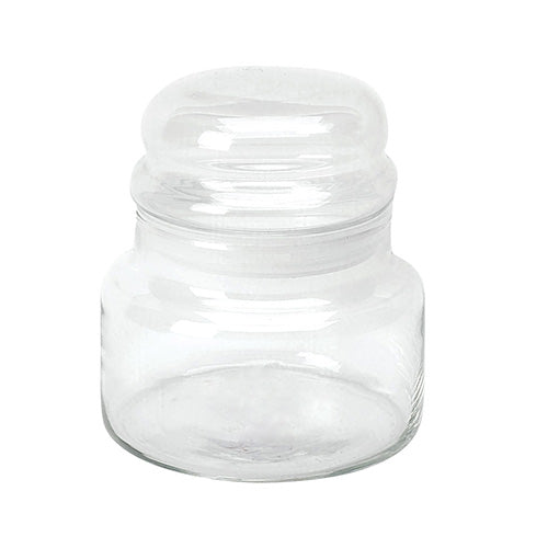 15 oz Glass Storage Jar with Lids,[wholesale],[Simply+Green Solutions]