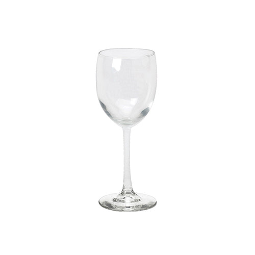 Blank 12 oz Vina White Wine Glass (Made in USA),[wholesale],[Simply+Green Solutions]