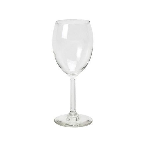 Blank 8 oz Napa Country White Wine Glass (Made in USA),[wholesale],[Simply+Green Solutions]