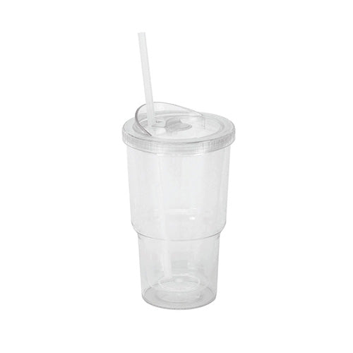 Blank 16 oz Double Wall Acrylic Stadium Cup,[wholesale],[Simply+Green Solutions]