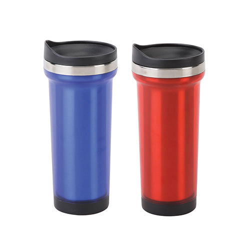 16 oz Stainless Tumbler w/Acrylic Shell,[wholesale],[Simply+Green Solutions]