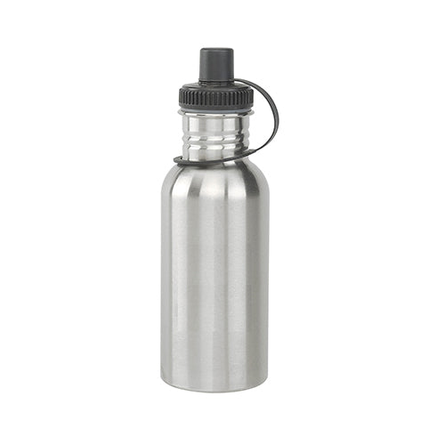 Blank 18 oz Stainless Steel Sports Bottle,[wholesale],[Simply+Green Solutions]