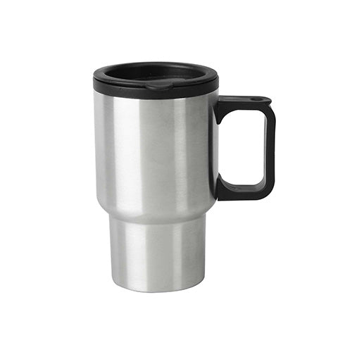 16 oz Travel Mug w/Stainless Steel Liner,[wholesale],[Simply+Green Solutions]