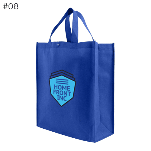 Blank Bag Ban Approved Grocery Tote *Stocked in the USA*