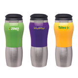 14 oz Maui Fusion Stainless Steel Tumbler (Pack of 24)
