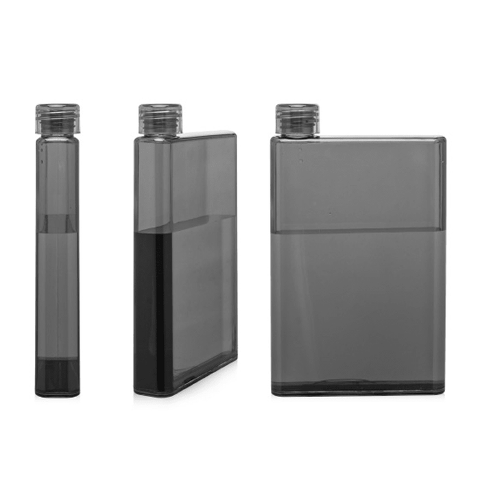 Blank 16 oz H2go Carry Acrylic Flask,[wholesale],[Simply+Green Solutions]