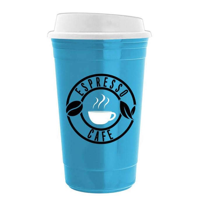 15 oz. Insulated Cup (Pack of 250),[wholesale],[Simply+Green Solutions]