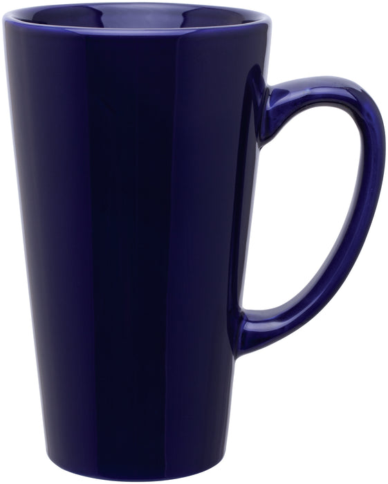 16 oz Ceramic Tall Latte Mug,[wholesale],[Simply+Green Solutions]