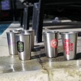16oz Stainless Steel Pint *Stocked in the USA*