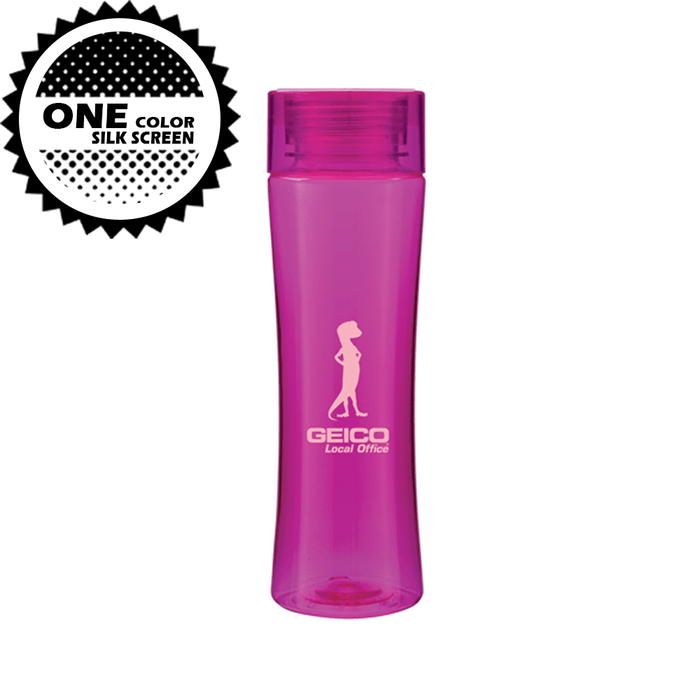 24 oz BPA Free Solid Color Tritan Stealth Water Bottle,[wholesale],[Simply+Green Solutions]