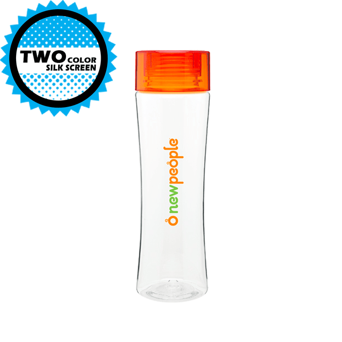 24 oz BPA Free Colored Lid Tritan Stealth Water Bottle,[wholesale],[Simply+Green Solutions]